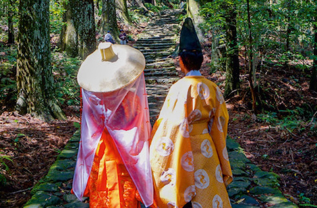 Kumano Kodo: A pilgrimage through time